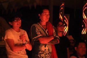 Candle June来熊。広末涼子の旦那さんです。